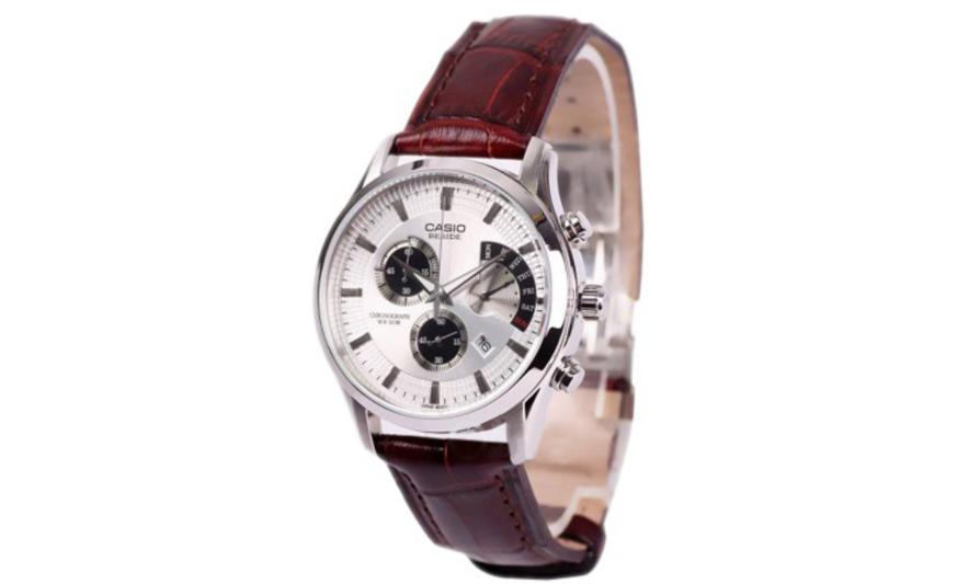 casio手表beside价格多少?什么性格的人佩戴比较合适?