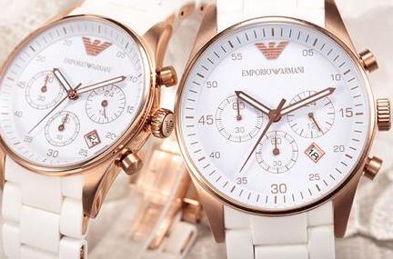 阿玛尼手表专柜解析手表的保养方式