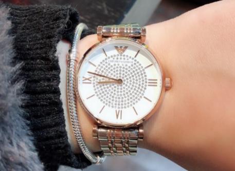 阿玛尼满天星手表的专柜价是多少