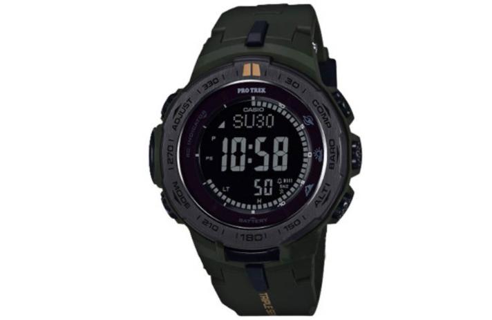 卡西欧电子手表价格高不高?