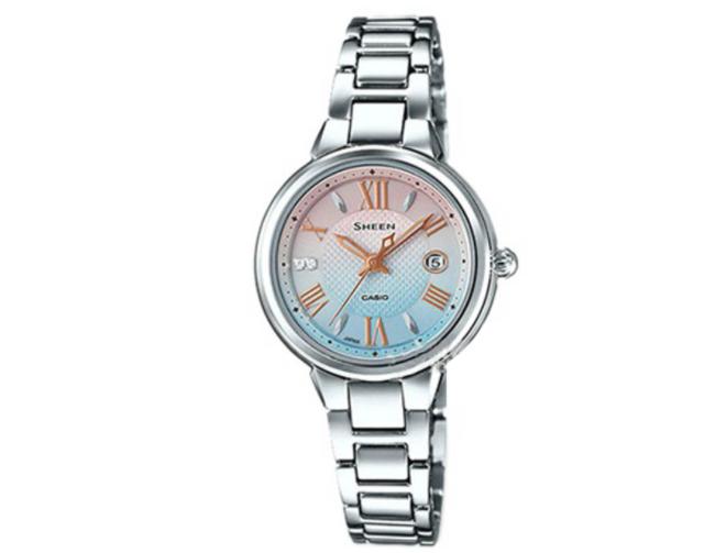 了解卡西欧女式手表价格,通过以下的途径就很靠谱