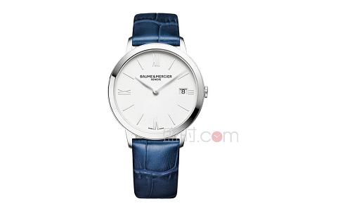 瘦男戴手表效果图,选择什么样的腕表比较好?