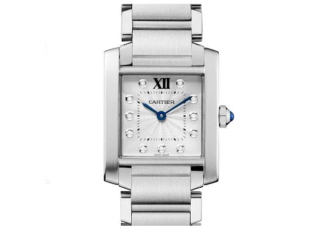 卡地亚手表价格不同系列不同