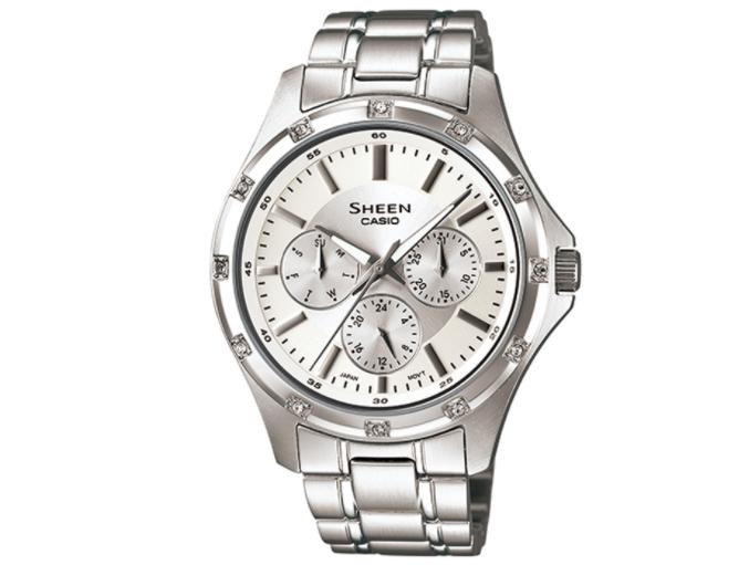 卡西欧手表价格女款种类多不多,质量好吗?