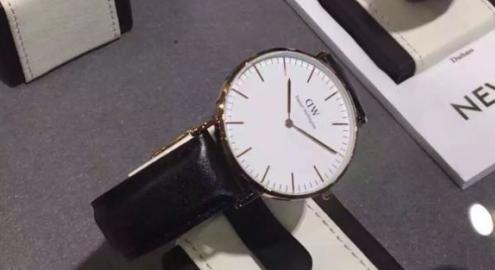 论买时装表,dw手表肯定是一个很好的选择