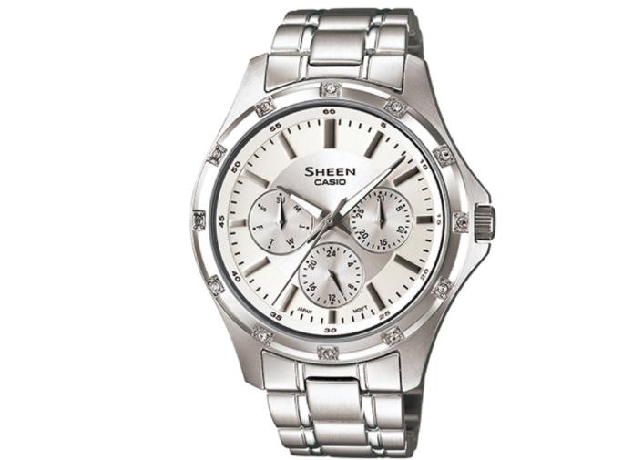 大家知道卡西欧的sheen系列的手表吗