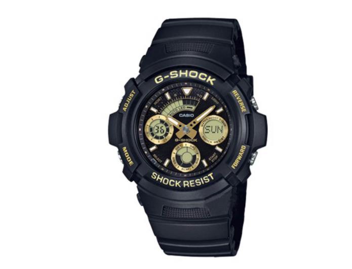 男士的象征——卡西欧手表