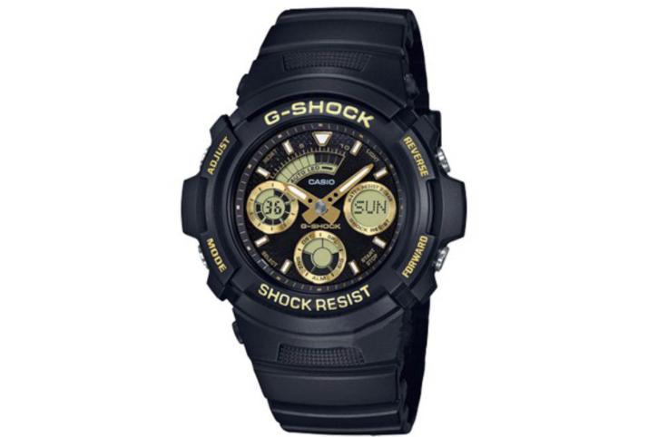 值得你选择的男士卡西欧手表——gshock系列