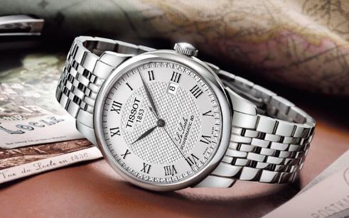你需要了解的有关手表的知识之TISSOT表