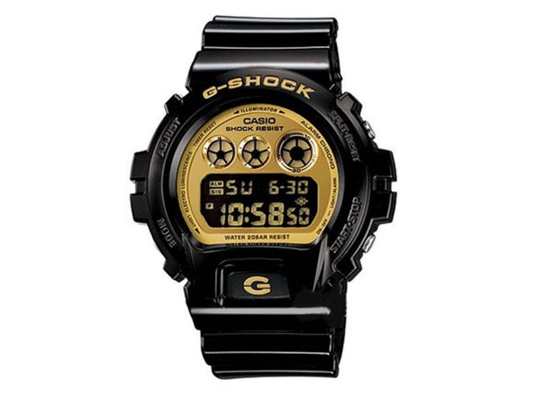 卡西欧金色电子表价格高不高,卡西欧手表怎么保养?