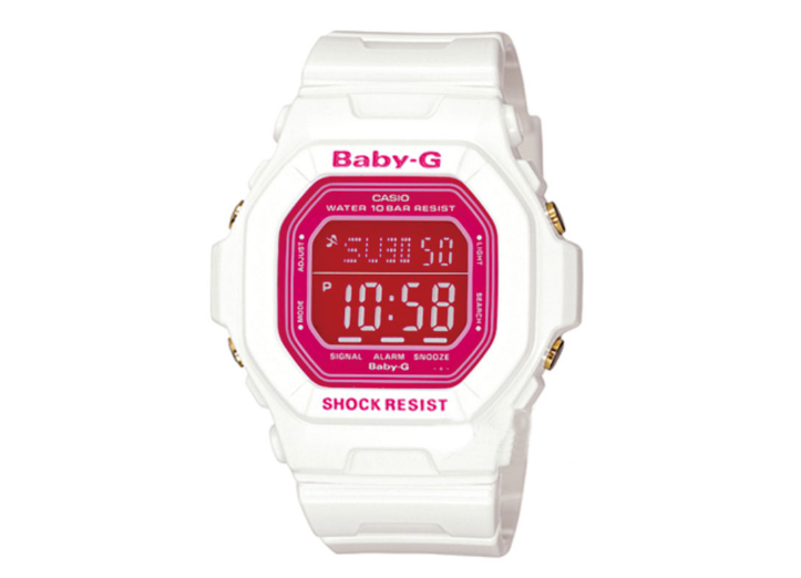卡西欧女款手表价格大概在什么范围?我们可以如何进行选择?