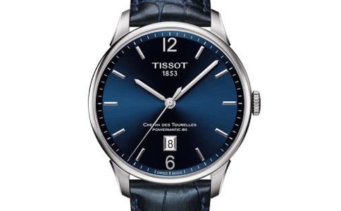 瑞士天梭手表什么档次?