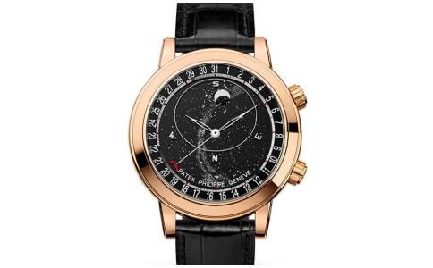 手表怎么看时间图解