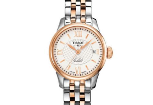 手表排名中天梭排名多少?靠前吗?