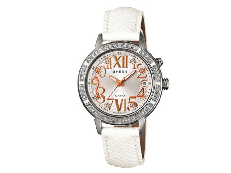sheencasio手表价格以及购买注意事项