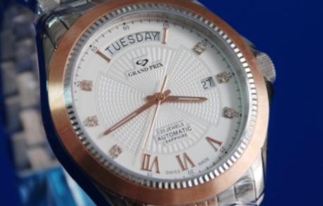 瑞士手表品牌格林凸显了时尚的理念