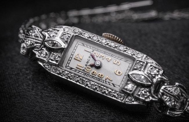 寶珀于紐約第五大道旗艦店首次展出瑪麗蓮·夢露私人古董腕表