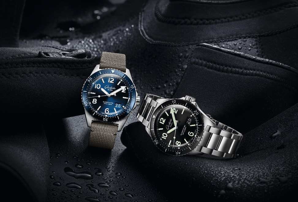 格拉苏蒂原创SeaQ腕表——历经多重严苛测试的非凡之作,现已上市