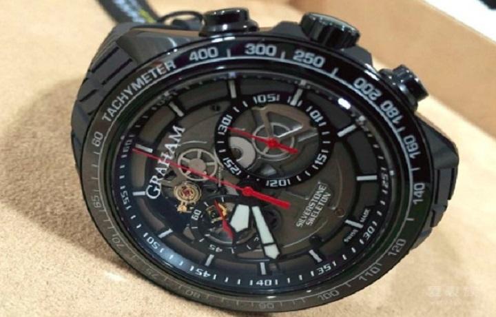 格林汉飞虎队腕表,向传奇致敬的手表