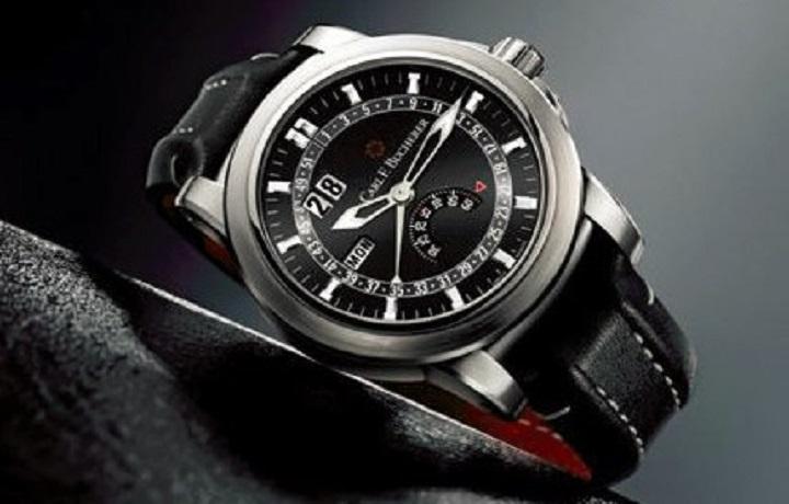 男人选择宝齐莱手表的原因