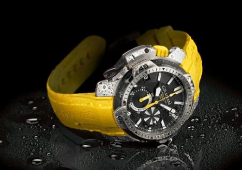 格林汉腕表是一种时尚潮流的代表