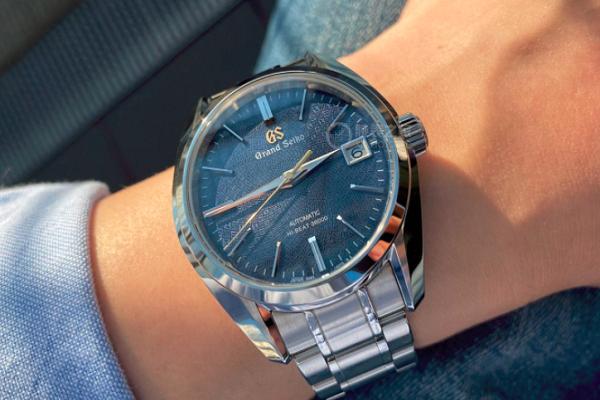 grandseiko冠蓝狮手表怎么样?是什么档次?