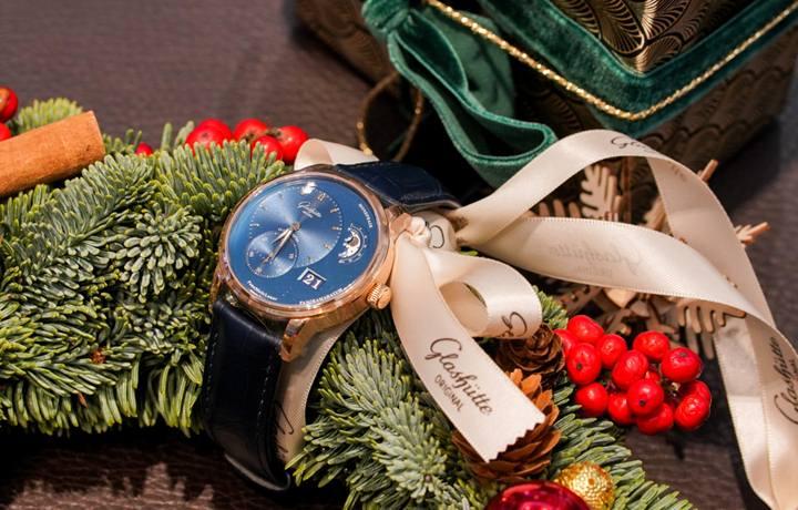 解锁圣诞专属色彩格拉苏蒂原创VIP工坊开启新年预热