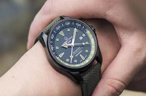 关于绿贝雷这款手表,你了解全面了吗?