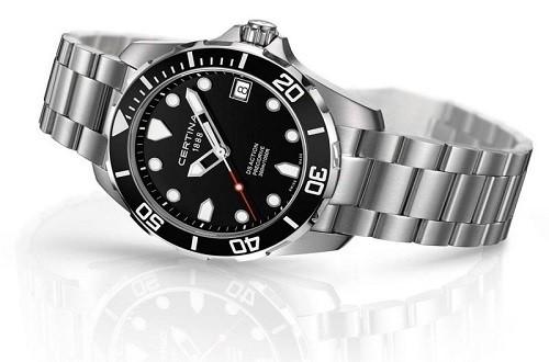 雪铁纳潜水元素系列的手表好不好?