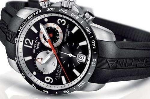 雪铁纳手表的运动风格,是受年轻人喜欢的原因