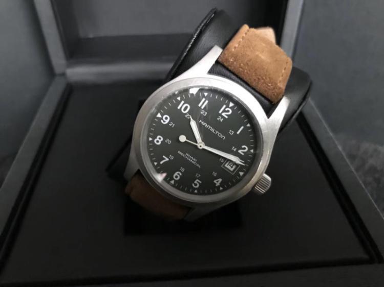 一万以下汉米尔顿手表哪款好,我们来看下吧