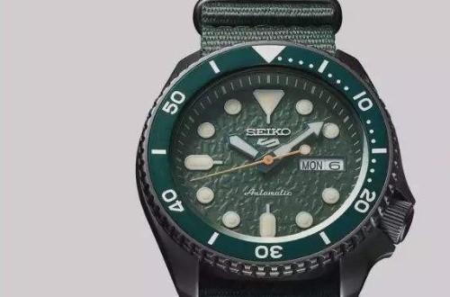 冠蓝狮石英手表值得购买吗?