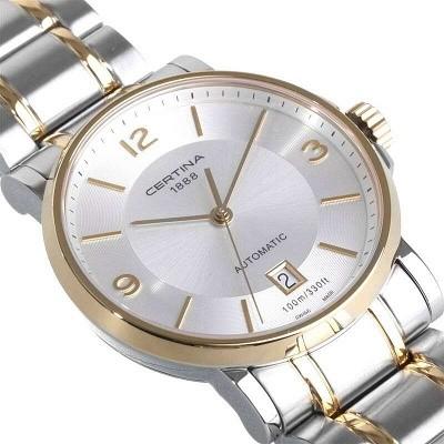 华地百货雪铁纳手表中的款式都是最新的吗?