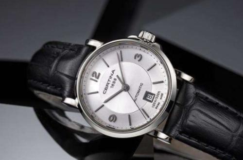 雪铁纳手表目前公价最高的手表