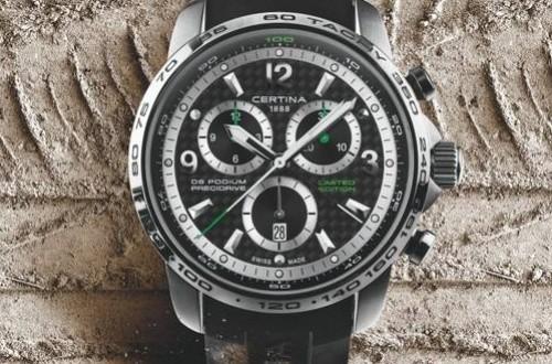 一起来了解雪铁纳的那些限量款手表