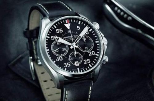 温州汉米尔顿手表,为什么在美国大片里出镜率这么高?