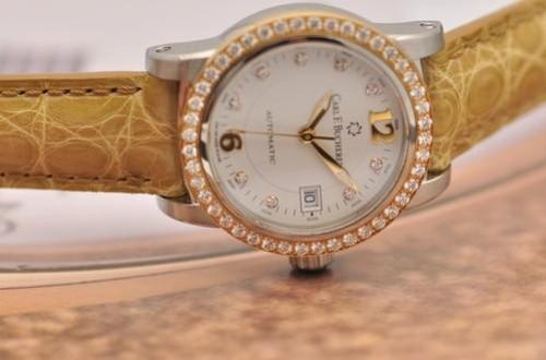 郑州宝齐莱手表维修要到哪里去?