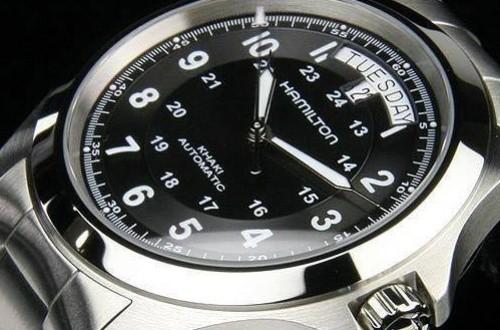 香港汉米尔顿手表公价和内地有什么区别?