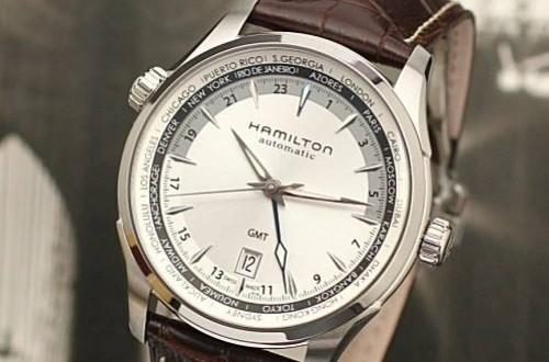 拥有一款汉米尔顿手表,即将开启探险之旅