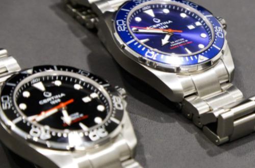 在香港雪铁纳手表专卖店里,是不是款式非常齐全?