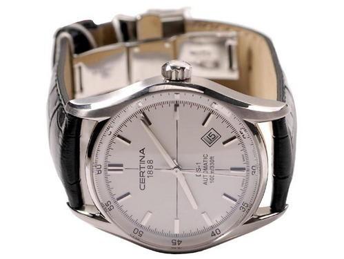 雪铁纳手表k金表带到底要多少钱