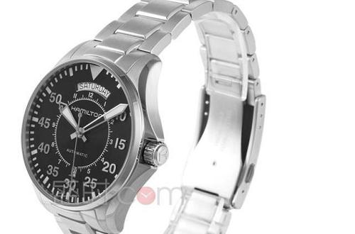 汉米尔顿手表在中国的公价可以在哪里看到?