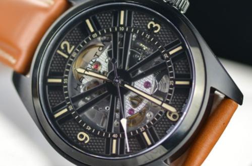 沈阳有卖汉米尔顿手表的吗,是专卖店还是私人店?