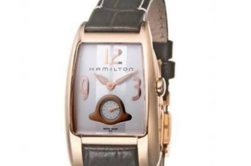 喜欢时尚的人,适合汉米尔顿猫王手表吗?