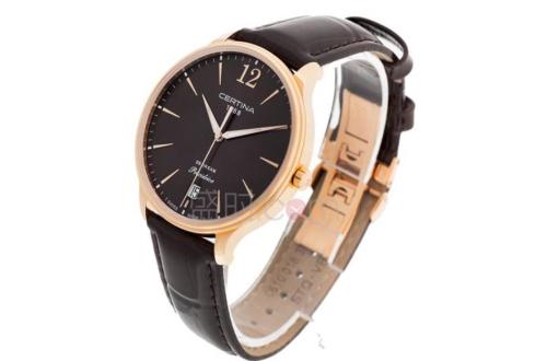 雪铁纳背面手表的编号,你知道什么意思吗?