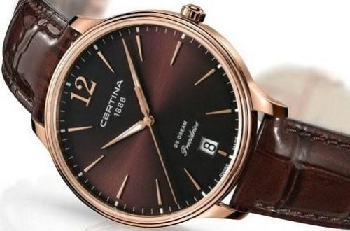 雪铁纳手表带怎么减短?