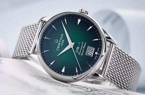怎么能够知道,雪铁纳手表表带尺寸?