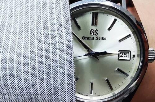 为什么很多人都对精工gs冠蓝狮的手表比较喜欢呢?
