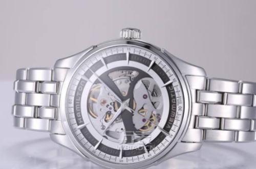 汉米尔顿男士镂空手表公价大概在什么价位?