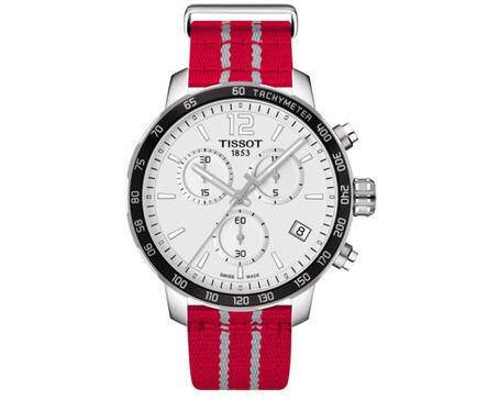 NBA天梭手表的公价大概是多少?